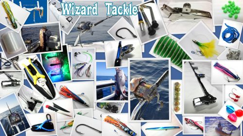 Wizard Tackle