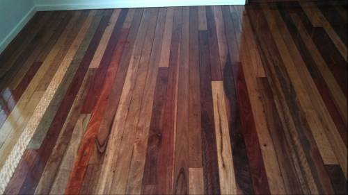 K  N Polished Floors