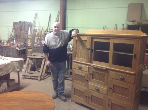 Barry Thorley–Timber Furniture Restorations