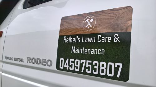 Reibel's Lawn Care & Maintenance