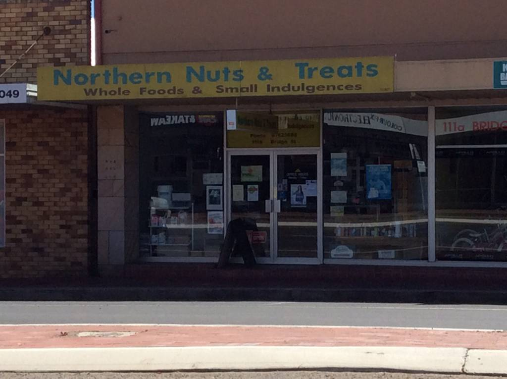 Northern Nuts & Treats