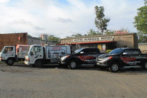 Scotts Hydraulic Services