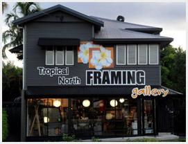 Cairns Tropical North Framing Gallery