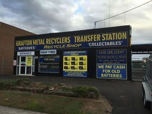 Grafton Metal Recyclers